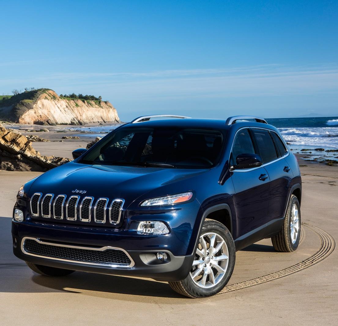 Jeep Cherokee Finance