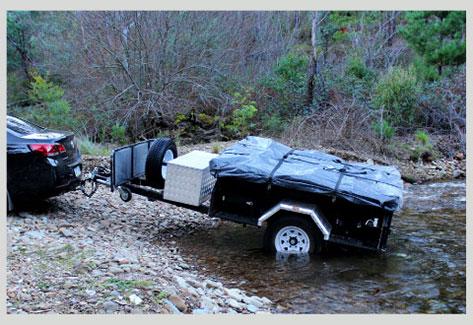 Camper Trailer Finance Testimonail NSW