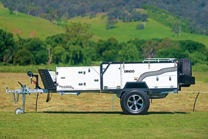 Great rates for camper trailer finance | AAA Finance and Insurance