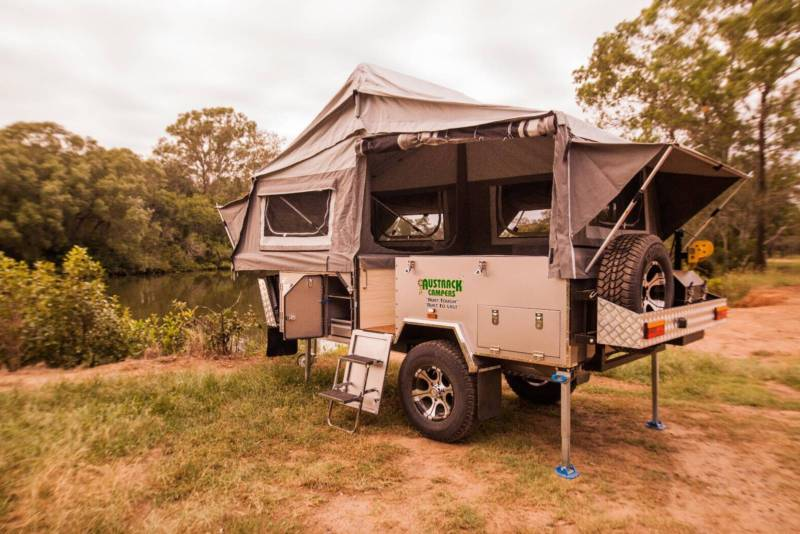 Rockhampton Camper Trailer Finance