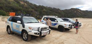 AAA Finance Fraser Island Camping Trip