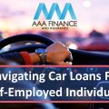 Navigating-Self-Employed-Car-Loan-Options