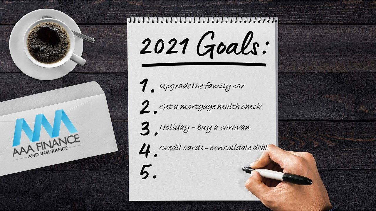 how can AAA Finance help you in 2021