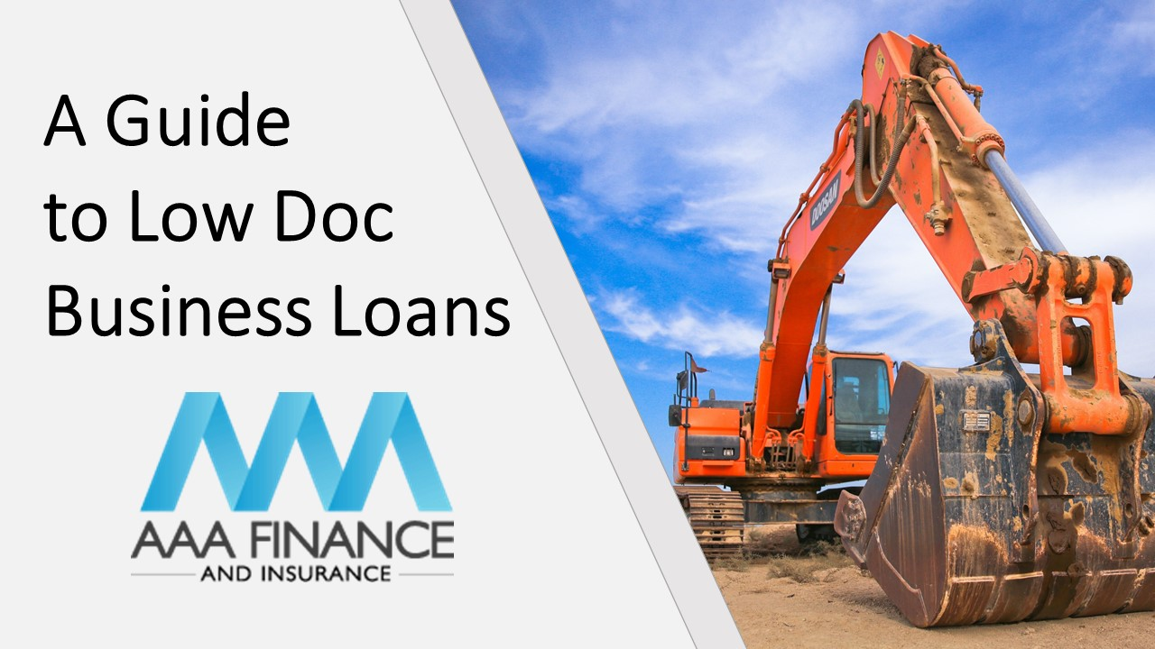 a guide to low doc business loans