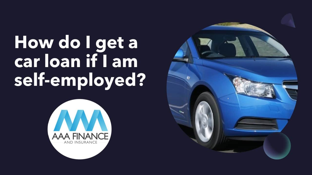guide to self-employed car finance