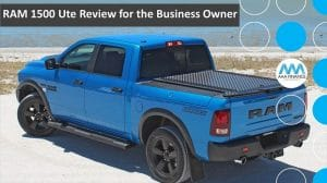 AAA Finance | Ram 1500 Ute Review for the business oiwner